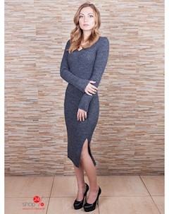 Платье цвет серый Damerrino