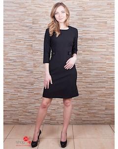 Платье цвет черный Damerrino