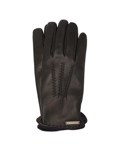 Кожаные перчатки Corneliani