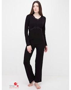 Пижама Rachel цвет черный Lisca