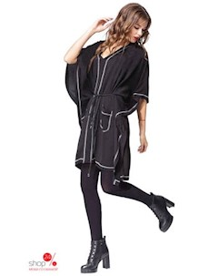 Блуза цвет черный Kiara