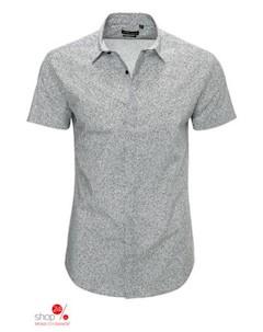 Рубашка цвет белый черный Antony morato
