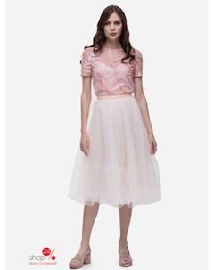 Блуза цвет розовый Ksenia knyazeva