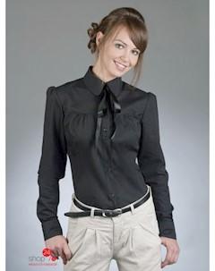 Рубашка цвет черный Oxane