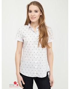 Рубашка цвет белый Lee cooper