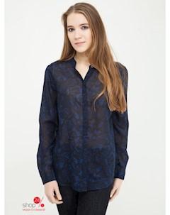 Рубашка цвет синий Lee cooper