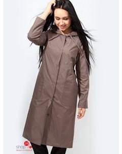 Пальто цвет коричневый Nastya sergeeva by may be