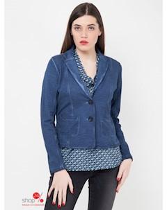 Пиджак цвет синий Zero