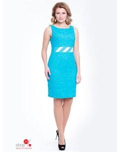 Платье цвет бирюзовый Milori