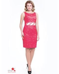 Платье цвет коралловый Milori