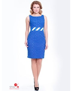 Платье цвет синий Milori