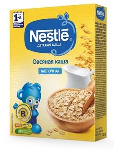 Молочная овсяная каша с бифидобактериями BL 220гр Nestle
