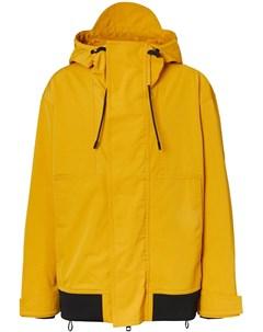 Куртка с капюшоном и логотипом Burberry