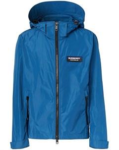 Непромокаемая куртка со складным капюшоном Burberry
