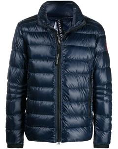 Куртка Crofton Down из переработанного нейлона Canada goose
