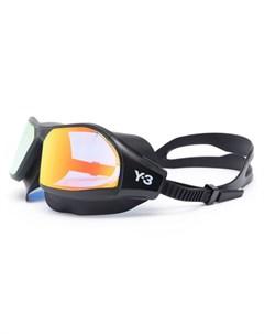 Очки для плавания с переливающимися линзами Y-3