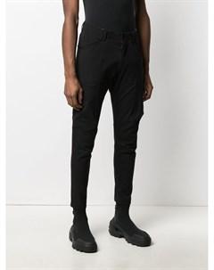 Зауженные брюки карго Attachment
