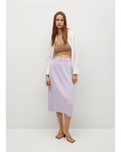 Плиссированная юбка с поясом Katya Mango