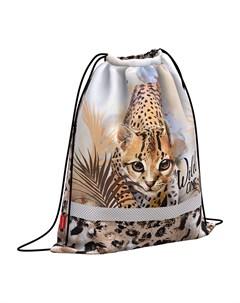 Мешок для обуви Wild Cat Erich krause