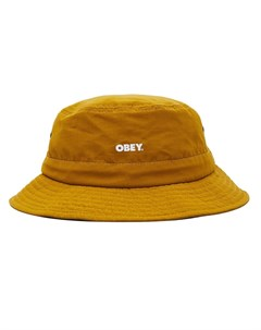 Панама Bold Jazz Bucket Hat Dijon 2021 Obey