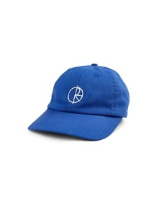 Кепка POLAR SKATE CO Stroke Logo Caps ROYAL BLUE Polar