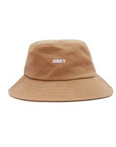 Панама Bold Bucket Hat Khaki 2021 Obey