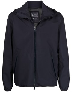 Куртка на молнии с капюшоном Herno