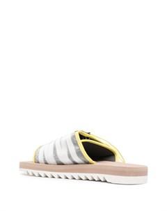 Шлепанцы Dao с открытым носком Suicoke