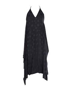 Платье длиной 3 4 Martin grant