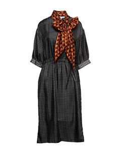 Платье длиной 3 4 Monsieur maison