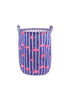 Корзина для игрушек Фламинго Наша игрушка