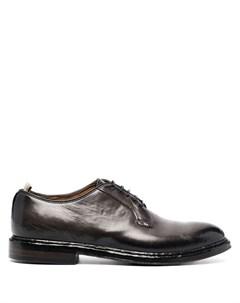 Лакированные туфли Officine creative