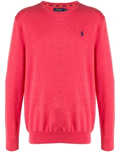 Пуловер с вышитым логотипом Polo ralph lauren