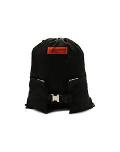 Текстильный рюкзак Heron preston