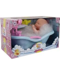 Пупс в ванной 1toy