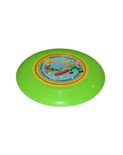 Летающая тарелка Зеленая Полесье