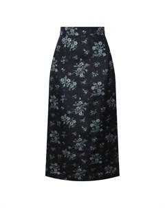 Шелковая юбка Brock collection
