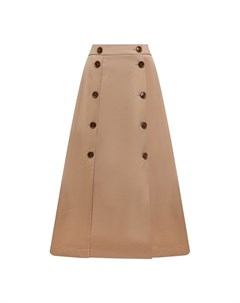 Хлопковая юбка Boss
