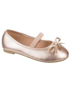 Туфли для девочки 218424 Mursu
