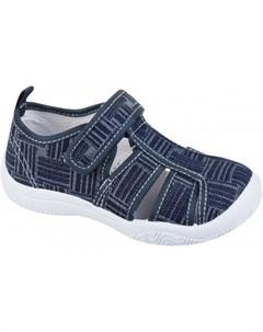Туфли текстильные для мальчика 217642 Mursu