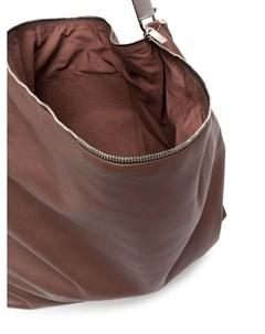 Большая сумка на плечо Rick owens