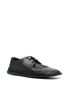 Туфли на шнуровке Officine creative