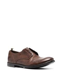 Туфли Arc 500 на шнуровке Officine creative