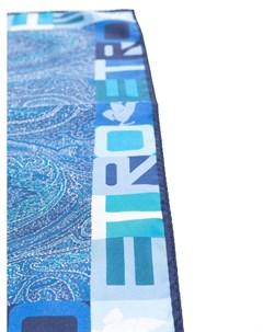 Платок с логотипом Etro