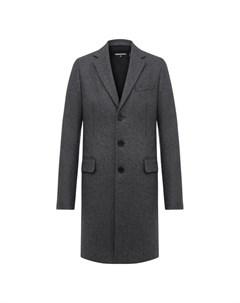 Шерстяное пальто Dsquared2