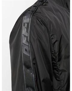 Легкая куртка с логотипом Off-white