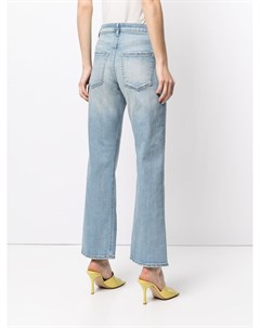 Расклешенные джинсы The Amethyst Tu es mon trésor