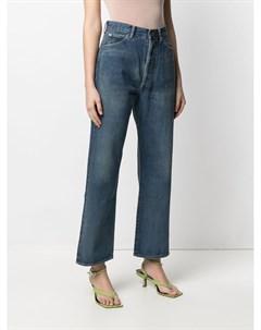 Прямые джинсы с завышенной талией Chimala