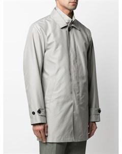 Куртка с потайной застежкой и длинными рукавами Fay