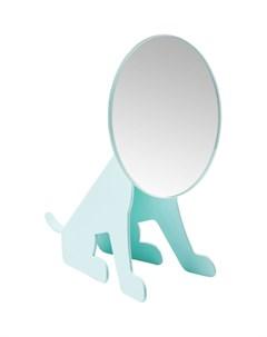 Зеркало настольное Dog Face Kare
